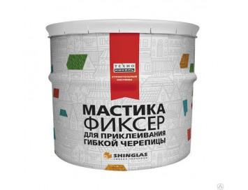 Битумная мастика Фиксер (3,6 кг)
