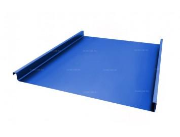 Панель двойного стоячего фальца с покрытием Полиэстер и толщиной стали 0,45 мм