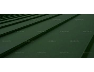 Фальцевая сталь с покрытием Полиэстер, толщина 0,40 мм