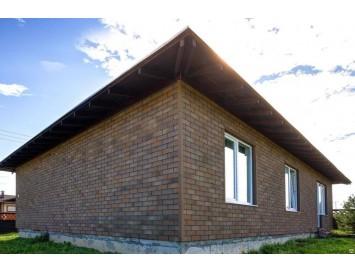 Фасадная плитка Кирпич Hauberk