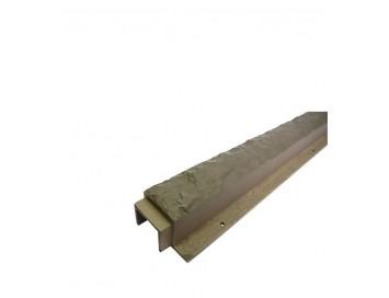 Отделочный борт Creek Ledge Stone
