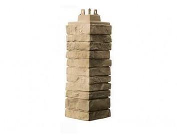 Внешний угол Stacked Stone