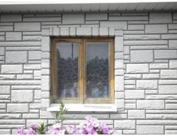 Фасадная панель Hand-Cut Stone