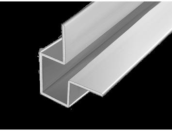 Внешний угол асимметричный Cedral