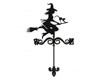 Флюгер Ведьма