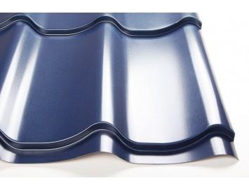 Металлочерепица MONTERREY Purman с покрытием Полиуретан и толщиной стали 0.50мм