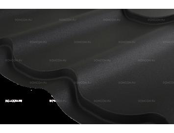 Металлочерепица MONTERREY Viking E с покрытием Матовый Полиуретан и толщиной стали 0.50мм