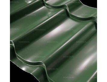 Металлочерепица ANNA с покрытием Полиэстер и толщиной стали 0.40 мм