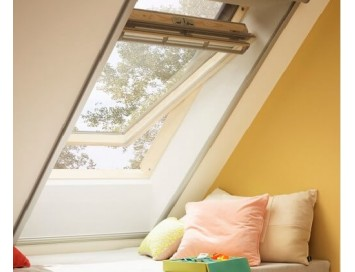 Мансардное окно Premium GGL3070 114x140мм