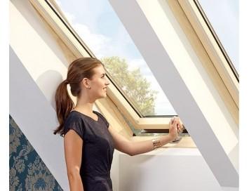 Мансардное окно Comfort GLR3073BIS 114x140мм