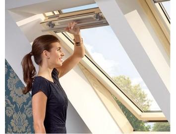 Мансардное окно Comfort GLR3073IS 114x118мм