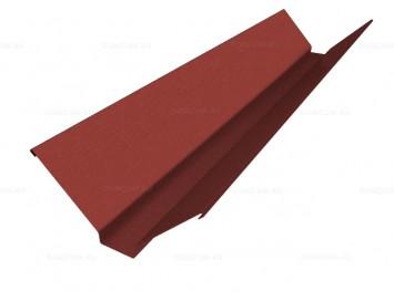 Планка ендовы верхней Pural с покрытием Полиуретан