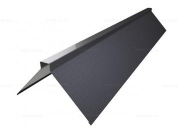 Планка конька плоского Purex с покрытием Полиуретан