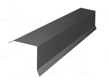 Планка торцевая Purex с покрытием Полиуретан