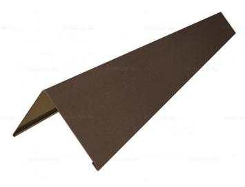 Планка конька плоского Quarzit 145х145