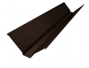 Планка ендовы верхней Quarzit Lite с покрытием Полиуретан