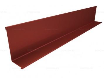 Планка примыкания Quarzit Lite с покрытием Полиуретан