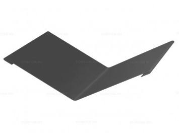 Планка ендовы верхней Satin с покрытием Полиэстер