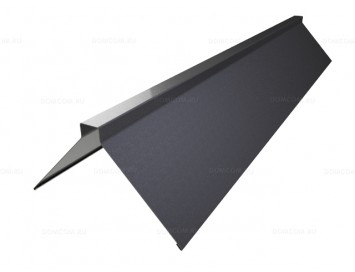 Планка конька плоского Satin с покрытием Полиэстер
