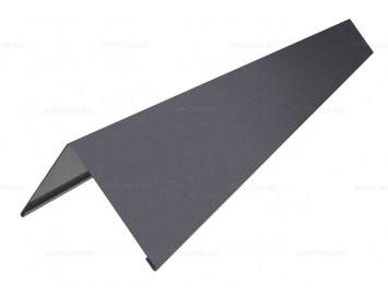 Планка конька плоского Satin Matt с покрытием Матовый Полиэстер
