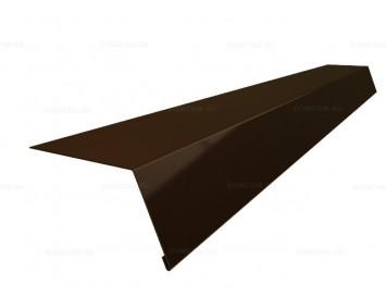 Планка карнизного свеса Viking®E с покрытием Матовый Полиуретан