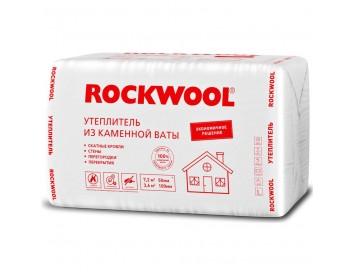 Негорючий базальтовый утеплитель Rockwool Econom