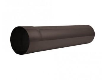 Труба водосточная, D100мм, длина 3000мм с покрытием Pural