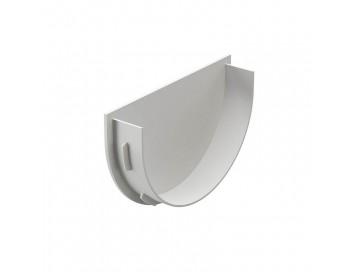 Заглушка воронки желоба, D120мм, Premium Plombir