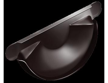Заглушка желоба, D125мм, с покрытием HDX®Granite