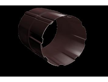 Муфта трубы, D90мм, с покрытием HDX®Granite