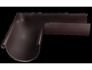 Угол желоба 90°, D125мм, с покрытием HDX®Granite