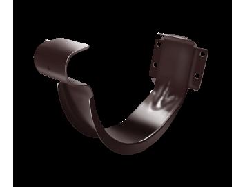 Крюк желоба самозащелкивающийся, D125мм, с покрытием Полиэфир