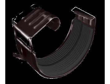 Соединитель желоба, D125мм, с покрытием HDX®Granite