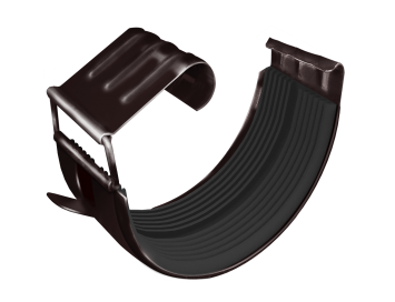 Соединитель желоба, D150мм, с покрытием HDX®Granite